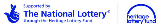 Heritage Lottery Fund support logo