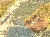 MacCulloch's 1837 Scottish map showing the Loch Linnhe area