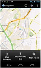MapLocal screenshot