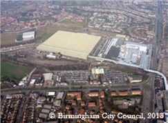 Longbridge 2005 (Copyright Birmingham City Council 2013)