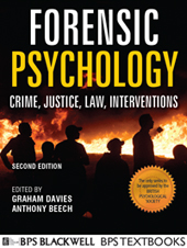 Forensic Psychology book cover