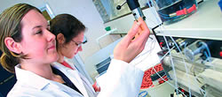 Biological sciences with biotechnology