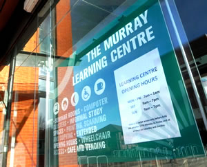The Murray Learning Centre