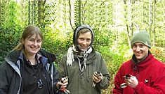 People in the Centre for Ornithology