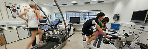 Human Performance Lab - School of Sport and Exercise Sciences