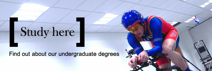 Wide range of undergraduate degree courses