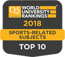 QS World Ranking badge