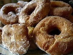 Doughnuts (Photo Patrick Beeson - flickr CC)