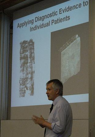 Presentation at the 2008 symposium