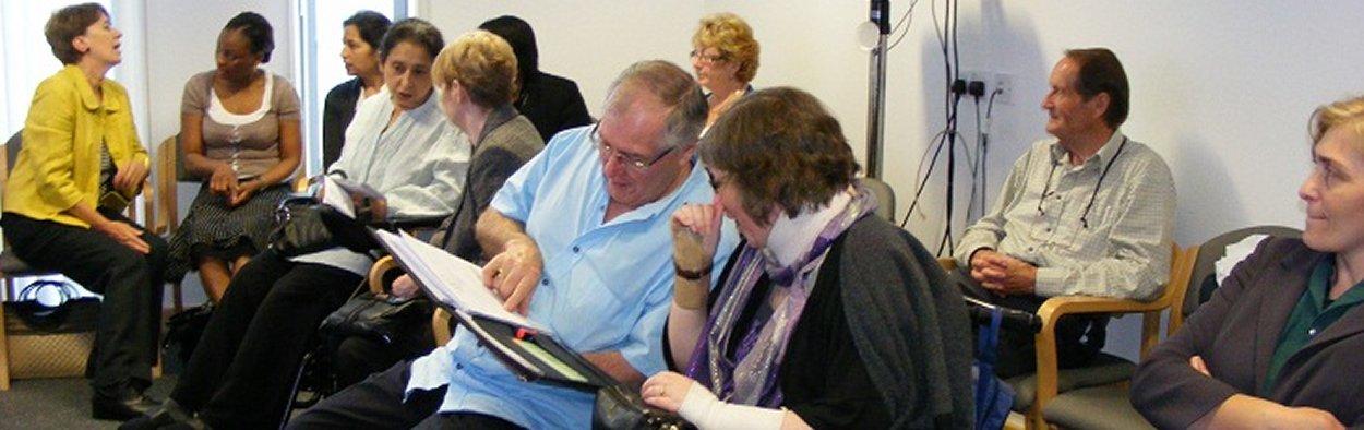 Birmingham Rheumatology Research Patient Partnership (R2P2)