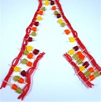 Sweeties DNA replication fork