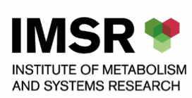 Institute of Metabolism and Systems Research logo
