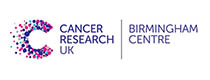 Cancer Research UK Birmingham Centre logo