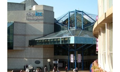 International Convention Centre-Birmingham