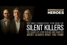 We are combatting the silent killers