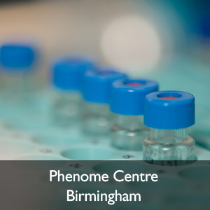 Phenome Centre with name