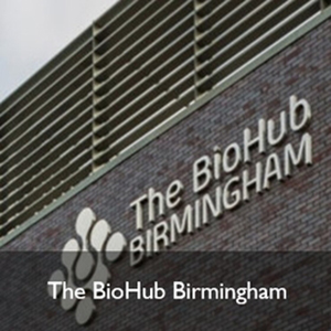Biohub with name