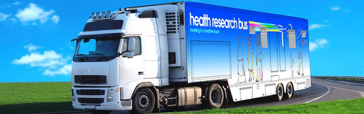 Health Research Bus