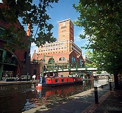 Brindley Place Birmingham