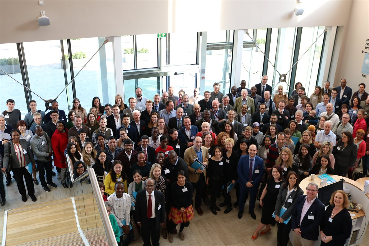 BactiVac Meeting Group Photo