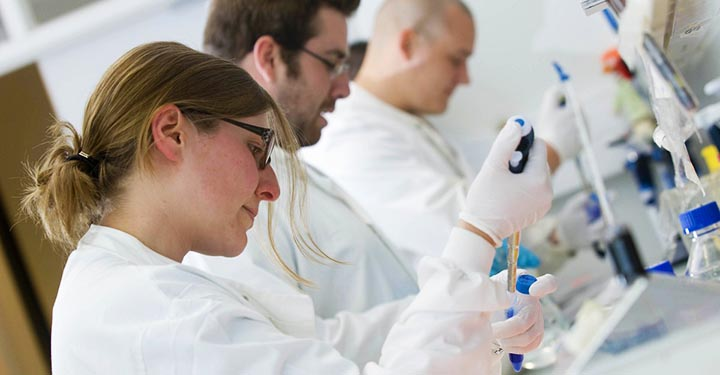 Postgraduate study at Birmingham Medical School - University