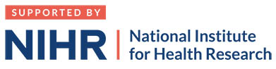 Supported by National Institute for Health Research logo