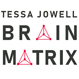 Tessa Jowell brain-matrix logo