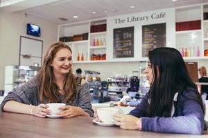 library-cafe