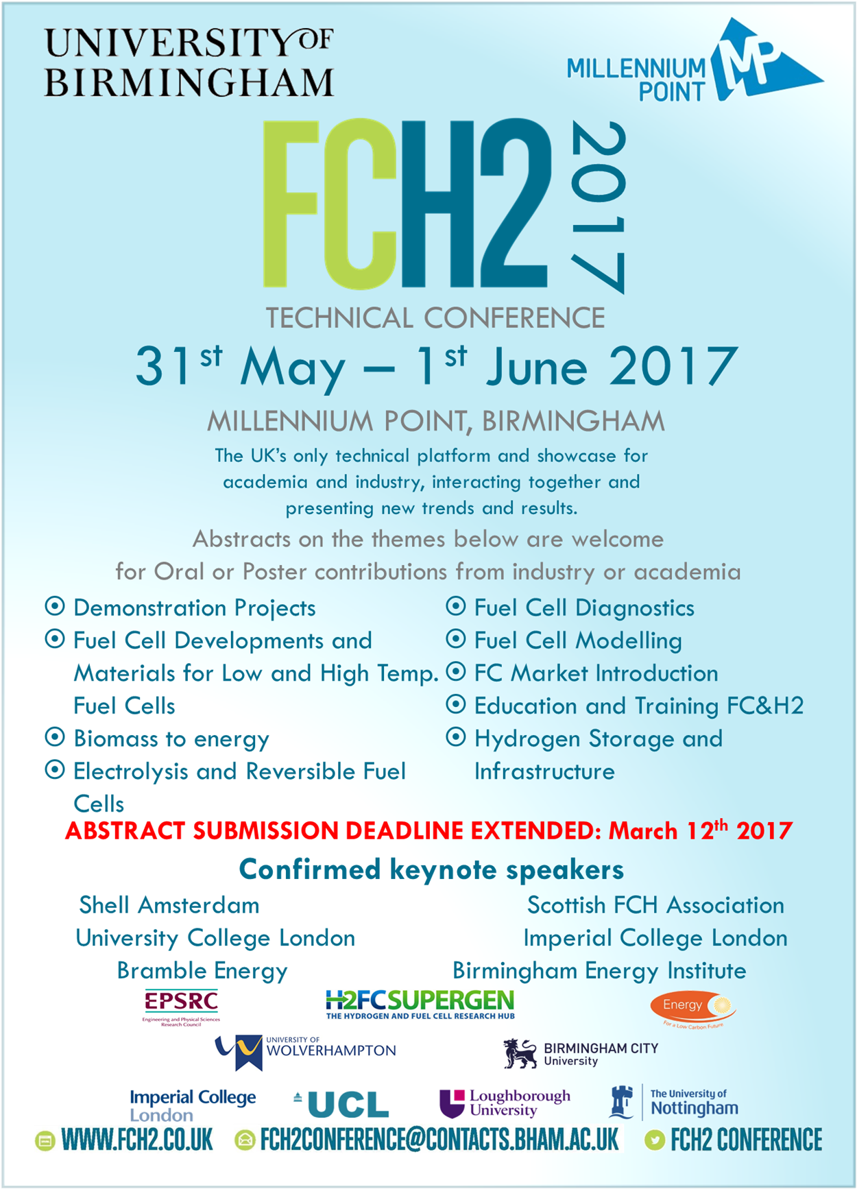 FCH2 2017-extended abstract