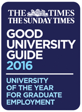 University of the Year for Graduate Employment Logo