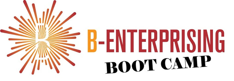 B-Enterprising Boot Camp logo