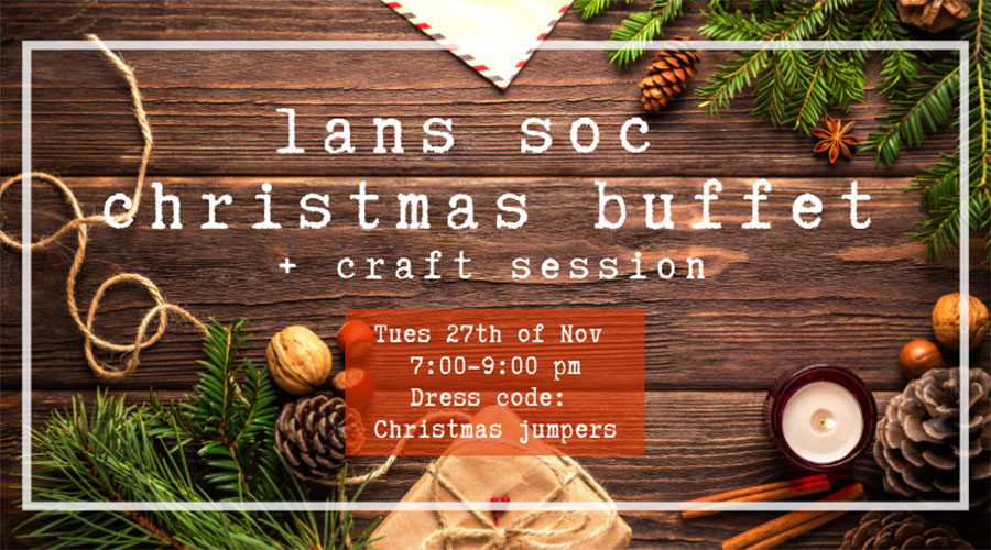 lans soc christmas buffet