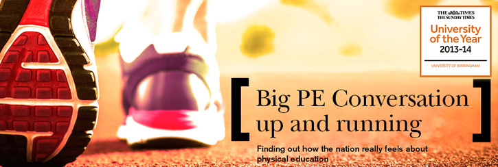 Can I be excused? Finding out how the nation really feels about PE