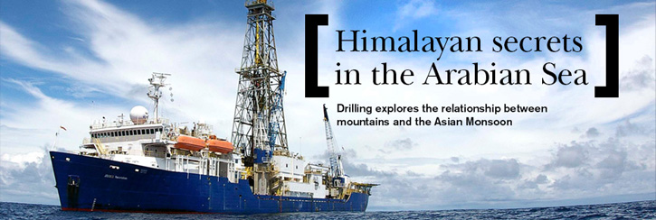 Uncovering the secrets of the Himalayas off the coast of Mumbai