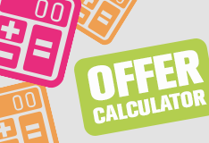 Use our Offer Calculator