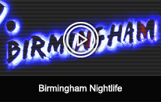 Birmingham nightlife