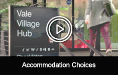 Student accommodation choices
