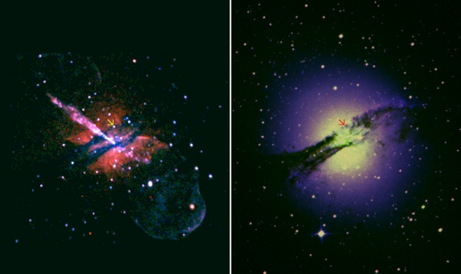 """""""Ordinary"""" black hole discovered 12 million light years away"""
