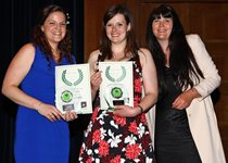 Jennifer-Dalby-and-Rebecca-Green-LawWorks-Awards