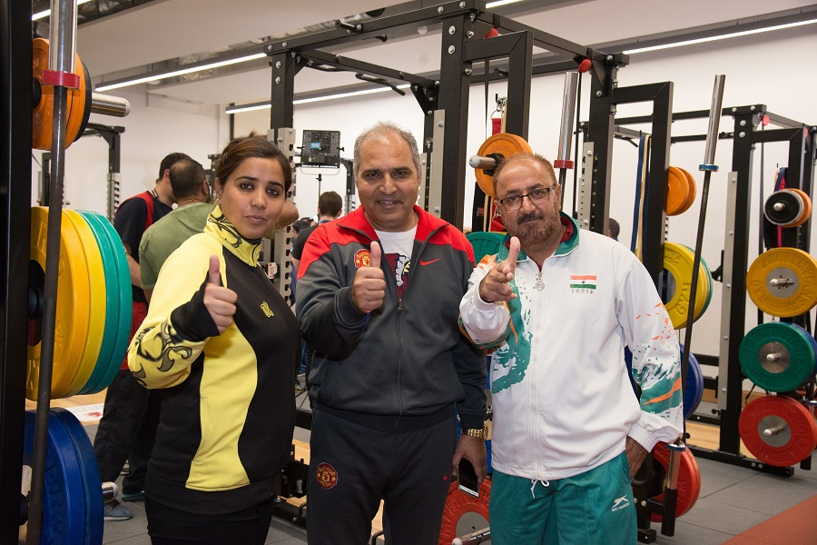 Indian sports coaches return to Birmingham to boost performance