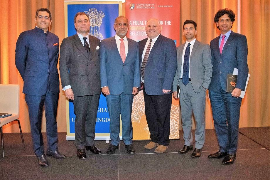Birmingham welcomes Indian Ambassador to UAE for landmark