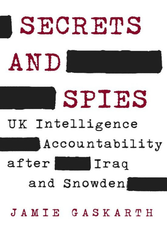 Secrets and Spies book cover