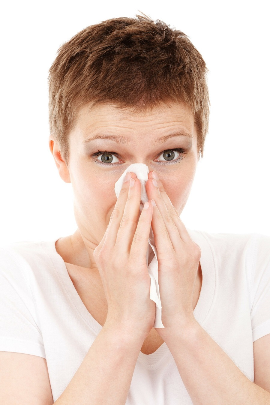 Facial viral infections