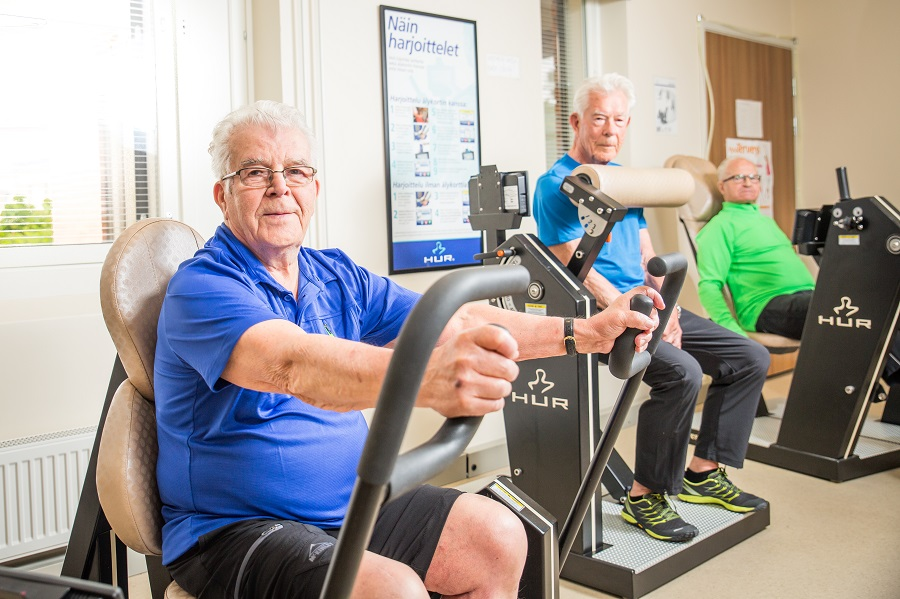 Care home study will assess if exercising while seated improves the