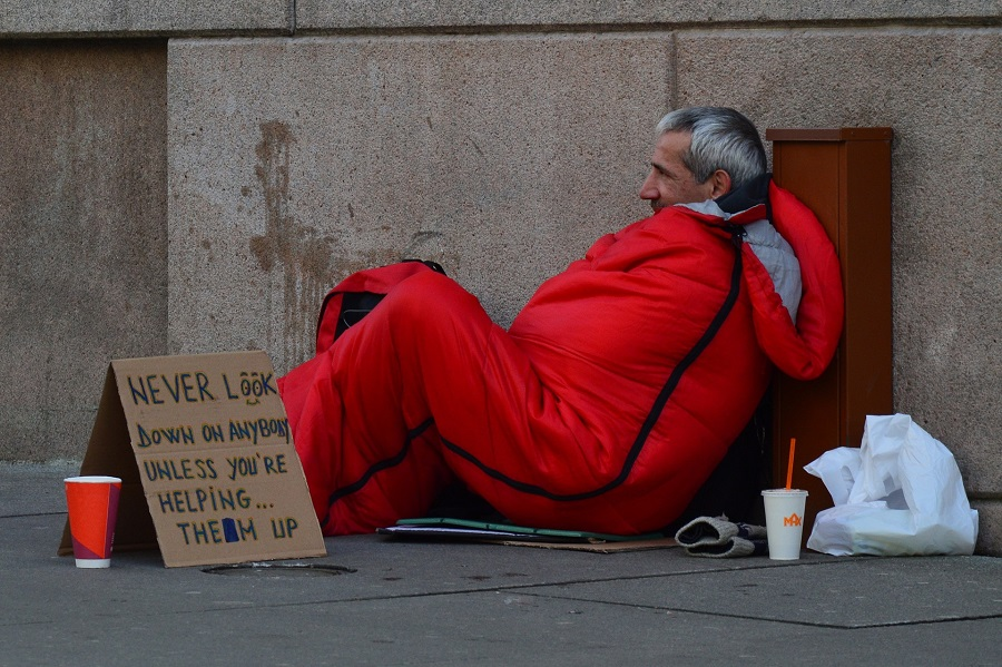 Homeless People Are Denied Basic Health Care, Research Finds