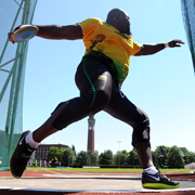 Jamaican Track and Field Team return