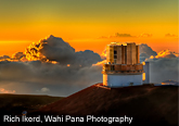 Subaru telescope at the summit of Mauna Kea, Hawaii - Rich Ikerd, Wahi Pana Photography