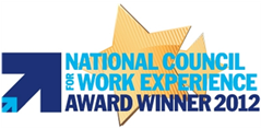 NCWE award winner 2012