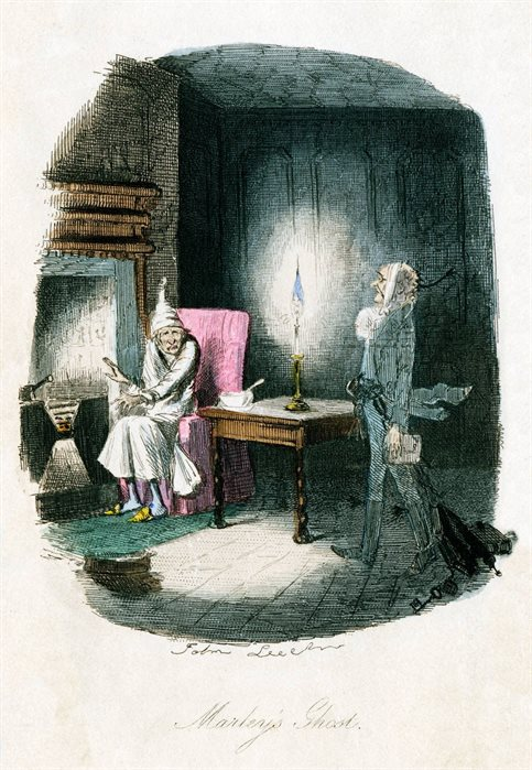 A Christmas Carol illustration
