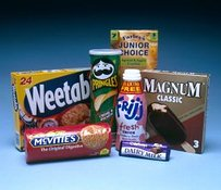 Food packaging - formulated food products